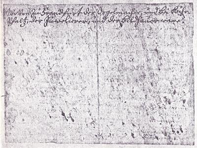 Macrander-Langemann document - blad 2